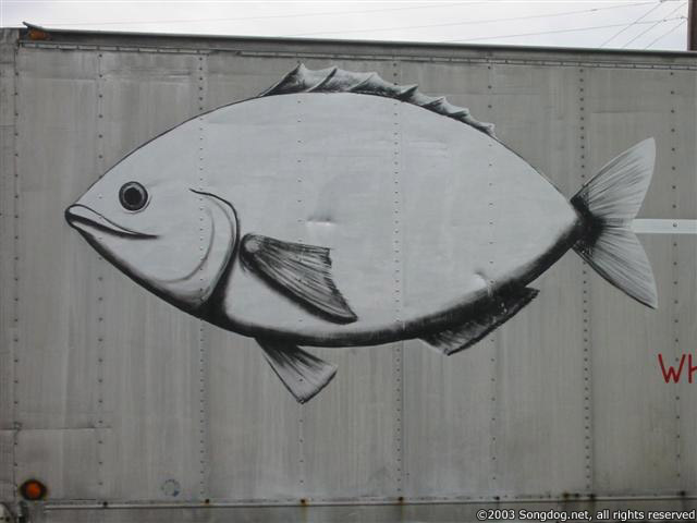 Fish of Steel
