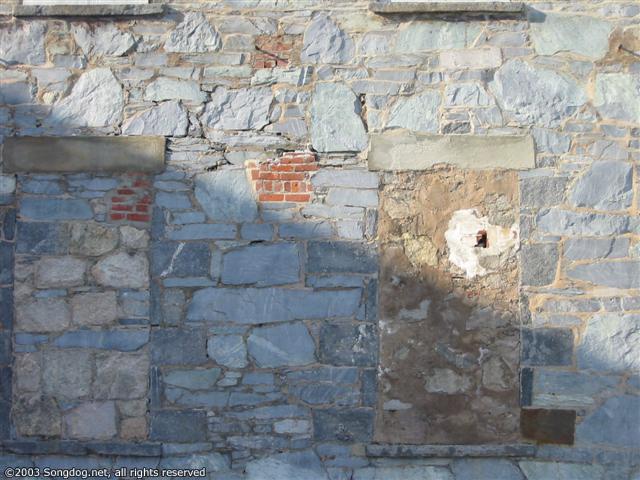 Newport Wall