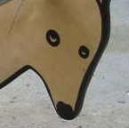 Cluny Ride Dog