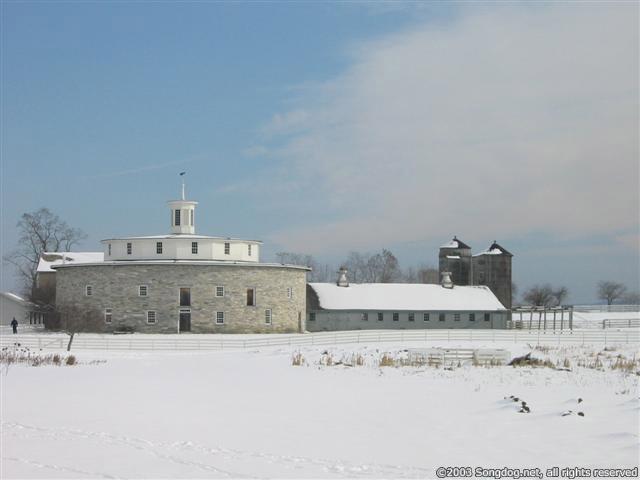 Hancock in Winter