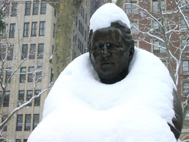 Gertrude Snowbound