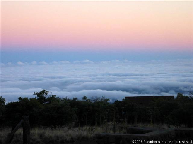 Mauna Kea Twilight