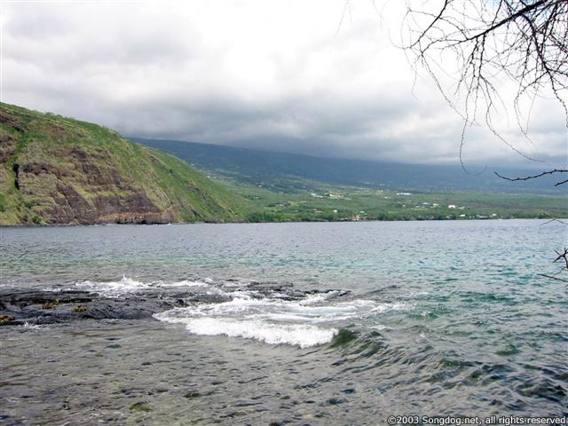 Kealekekua Bay